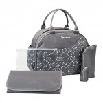 Sac a langer gris Weekend