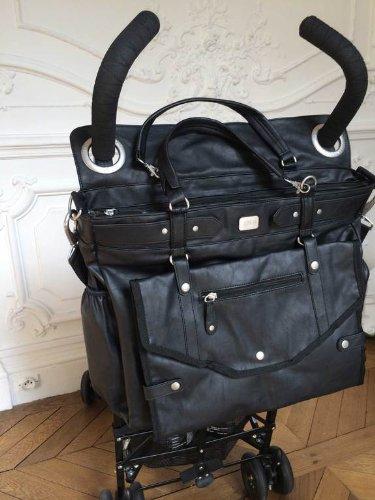 Sac à langer Magic Stroller Bag Lady black poussette