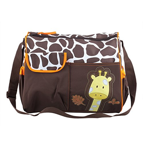 Sac a langer avec girafe