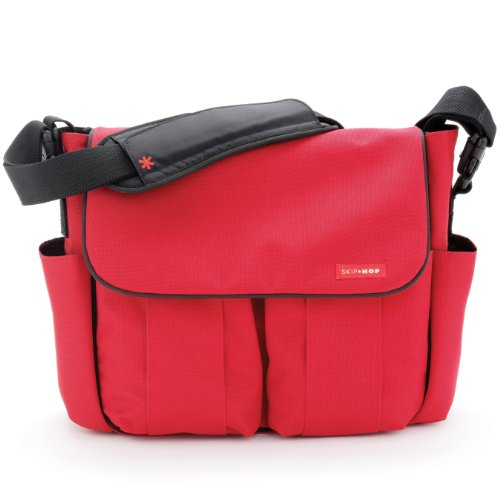 Sac a langer rouge Dash